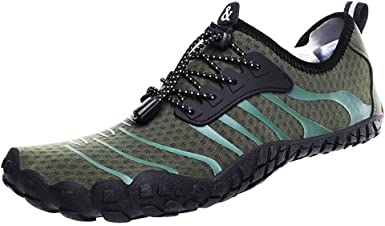 VECDY Sandalias Verano 2019, Barefoot Zapatillas Trail Running ...