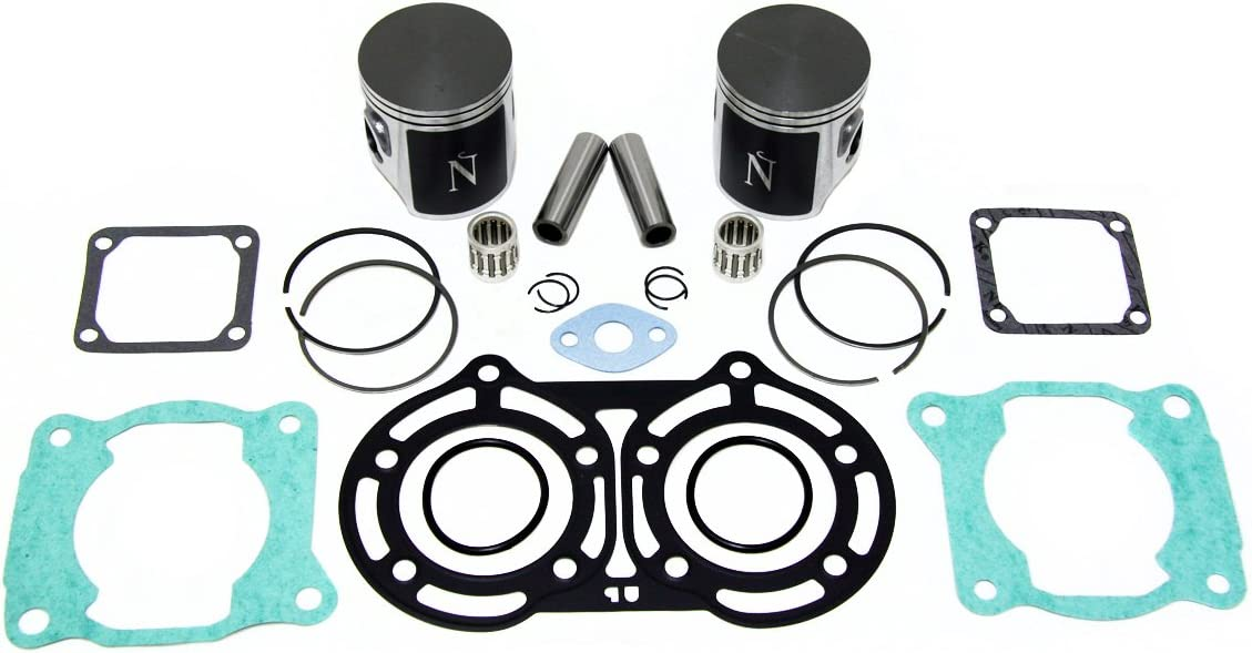 Hi Comp .040 Over Top End Repair Kit Yamaha Banshee 350 65.00mm NA-40000K-4 Namura