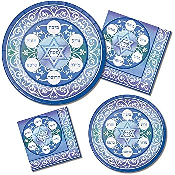 Amazon Com Paper Plates For Passover Paper Seder Plates Passvoer  sc 1 st  xnuvo.com & Appealing Disposable Passover Seder Plates Pictures - Best Image ...