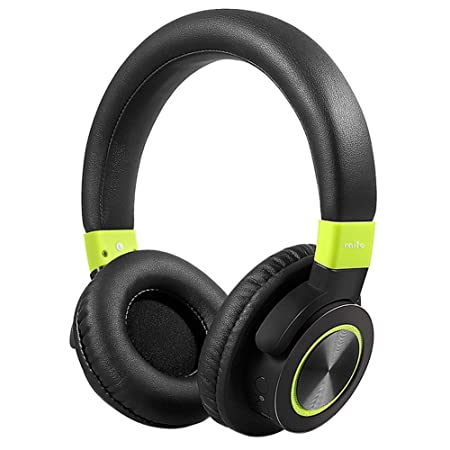 Mifo a2dp Bluetooth Headphones Over Ear YY Morul Wireless Headsets Up to 50hours Long Play Time Wireless and Wired Dual Mode with HiFi Sound Quality Bluetooth 4.1 Version, Suitable for iOS Android PC