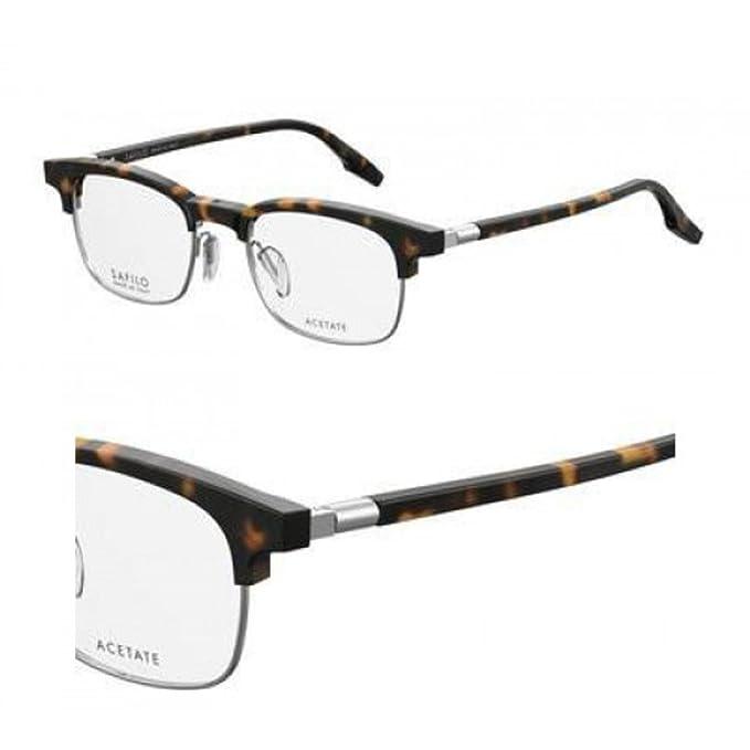 Amazon.com: anteojos nuevo SAFILO Aletta 2 0086 oscuro ...