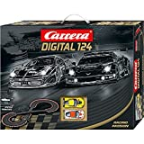 Carrera Digital 124 Racing Passion System with Big Size Tracks and Cars