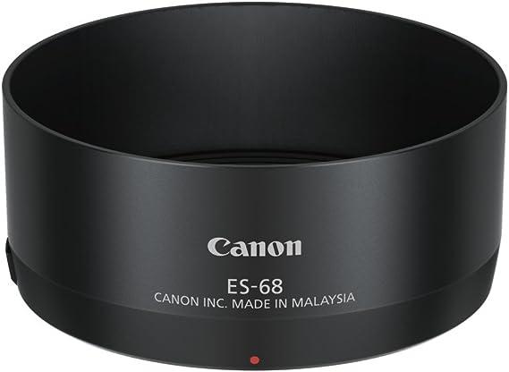 Canon ES‐68 - Parasol ES-68 para Objetivo EF 50 mm f/1.8 STM ...
