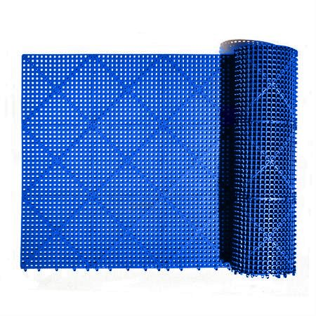 Dri-Dek 3'x12' Interlocking Roll (Blue)