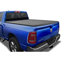 Tyger Auto T3 Soft Tri-Fold Truck Bed Tonneau Cover for 2019-2020 Ram 1500 New Body Style | 5.7' Bed | Not for Classic | Does Not Fit with Multi-Function (Split) Tailgate or RamBox | TG-BC3D1044