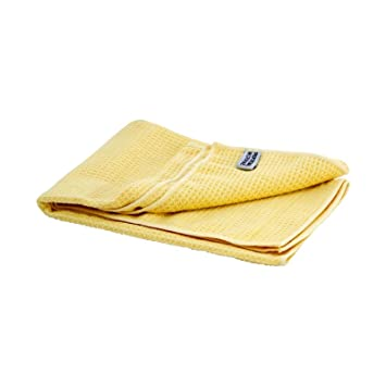 genuine 1x water wizard waffle cloth cleaning washing valeting