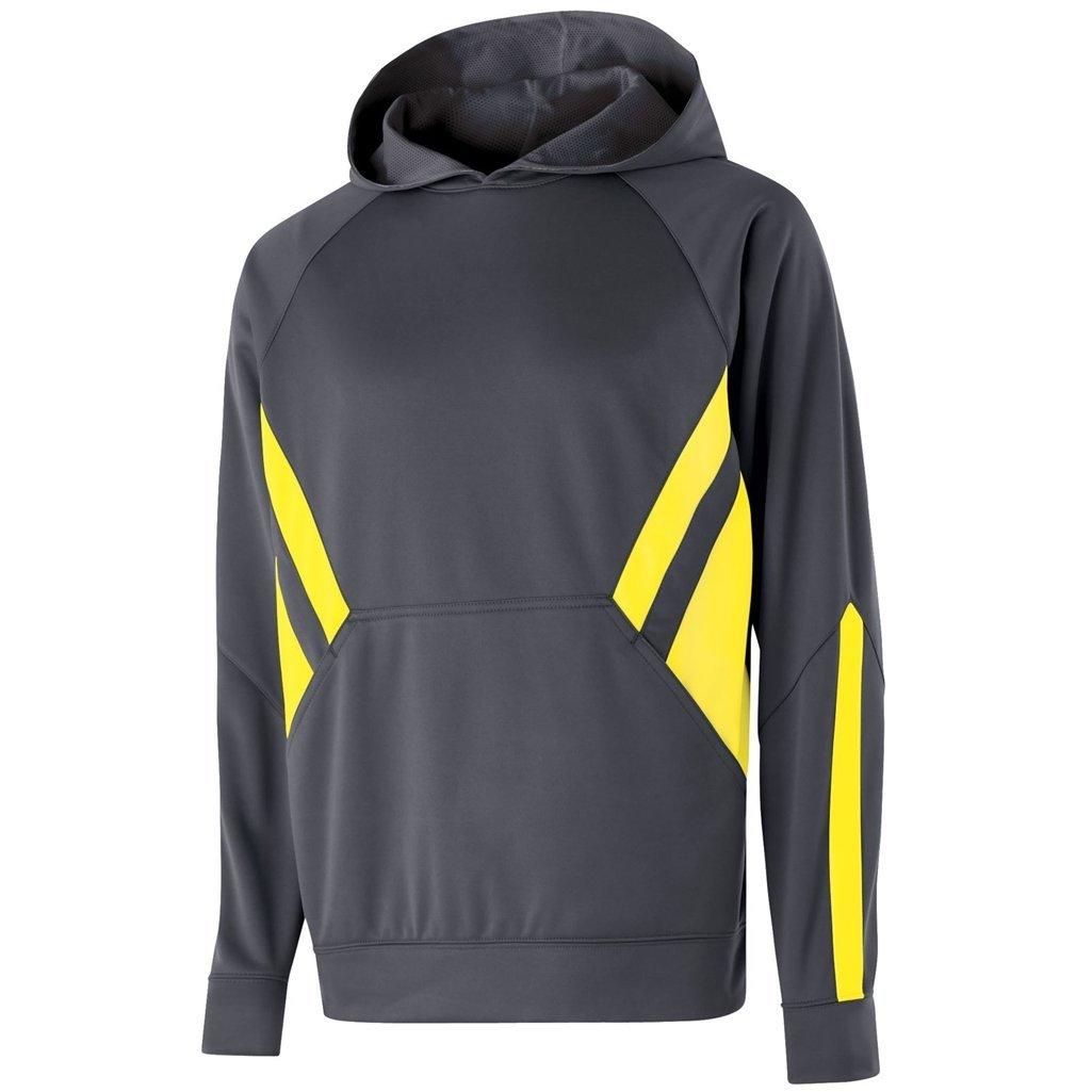 上品な Holloway大人用アルゴンHoodie ( Medium/明るい黄色) , Carbon Medium (/明るい黄色) B01FWHZDQ6, ジンセキコウゲンチョウ:8a023fe5 --- ciadaterra.com