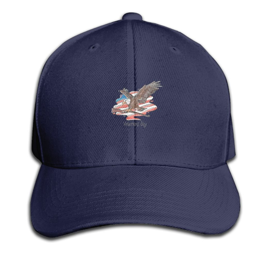 HXXUAN Baseball Hats Reteo USA Flag Eagle Snapback Sandwich Cap Adjustable Peaked Trucker Cap