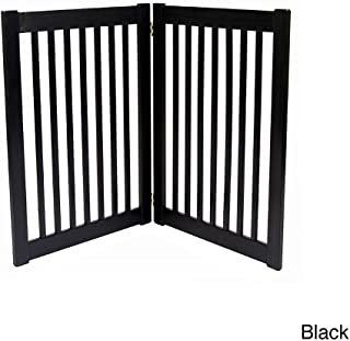product image for Dynamic Accents 32 in. 2 Panel Free Standing Gate