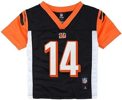Andy Dalton Cincinnati Bengals #14 NFL Youth Mid-Tier Jersey Black