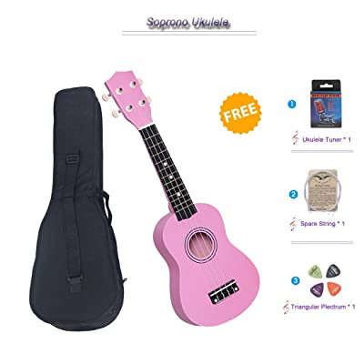 Not Home 21 Inch Soprano Ukulele