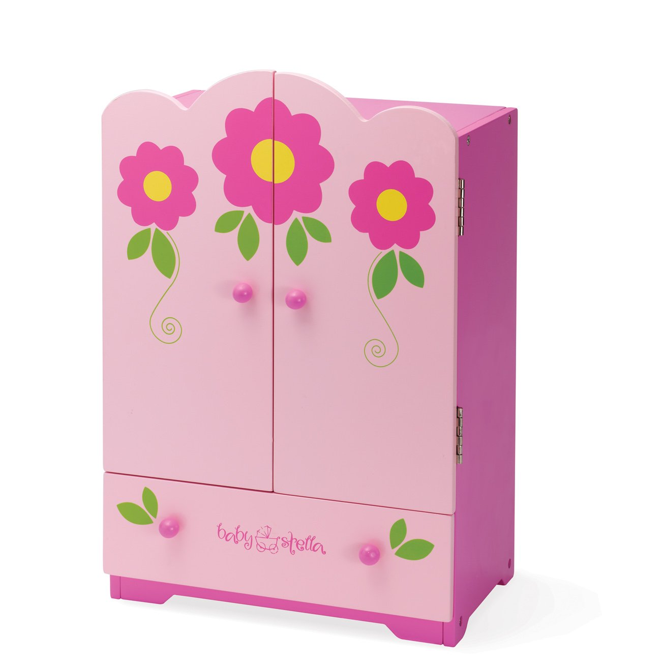 Manhattan Toy Baby Stella Tickled Armoire (Pink): Amazon.co.uk: Toys U0026 Games