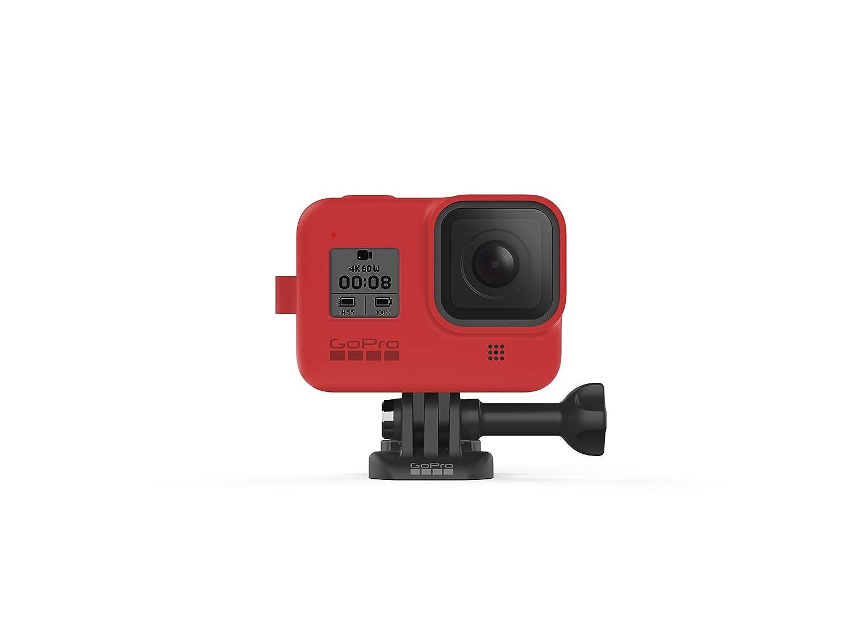 Offizielles GoPro Zubeh/ör Firecracker Trageband f/ür HERO8 Black GoPro H/ülle Rot
