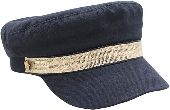 ZGSPHA Sombrero Boina De Fieltro Sombreros Sombrero De Mujer Visor ...