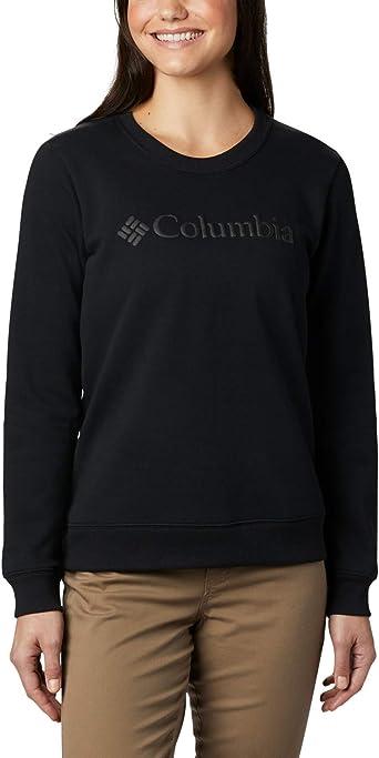 Columbia Model Columbia Womens Logo Crew