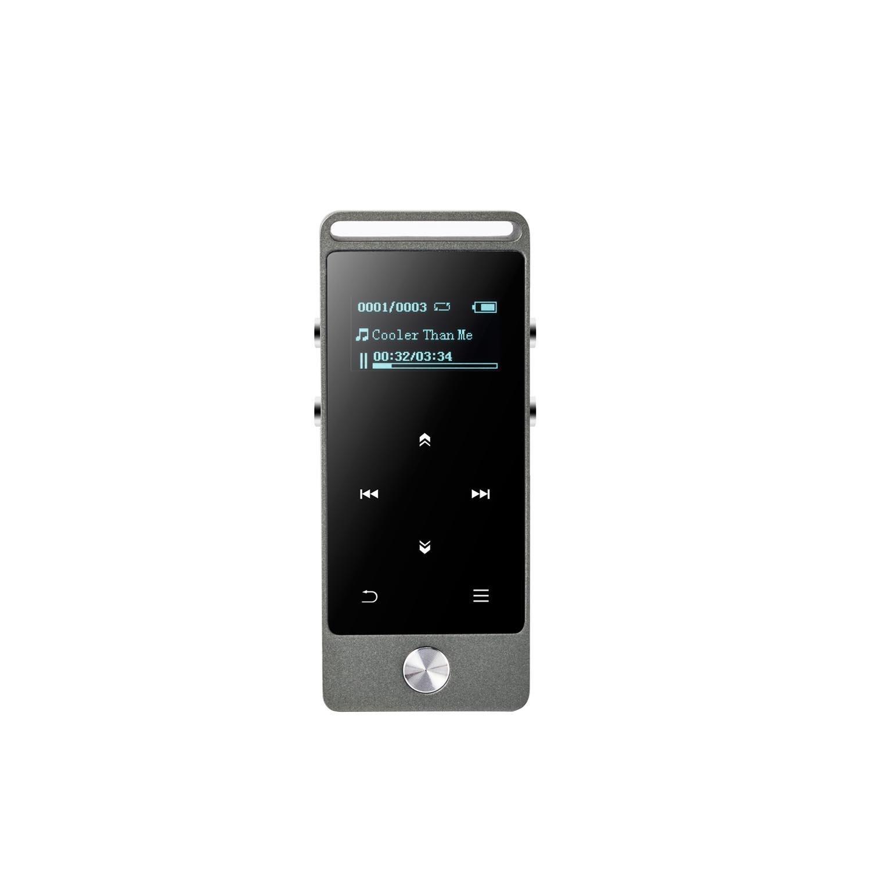 agptek m20 lecteur mp3 de m tal lecteur mp3 tactile 8go avec radio fm et e boo ebay. Black Bedroom Furniture Sets. Home Design Ideas