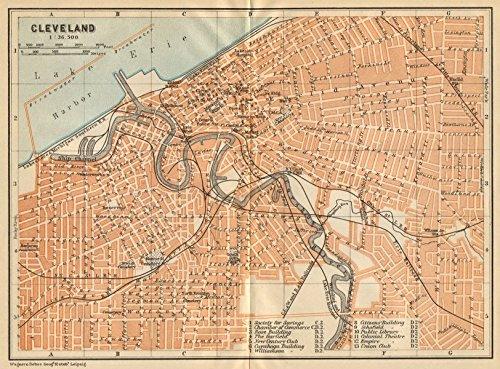 Ohio Antique Map - 4