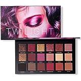 18 Farben Lidschatten-palette Beauty TY Mattschimmer Pigmentierte Twilight Und Dusk Lidschatten Pulver(A1)
