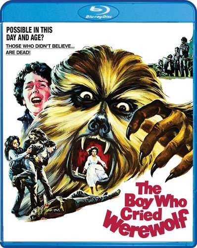 The Boy Who Cried Werewolf [Blu-ray] ()