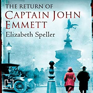 The Return of Captain John Emmett Audiobook