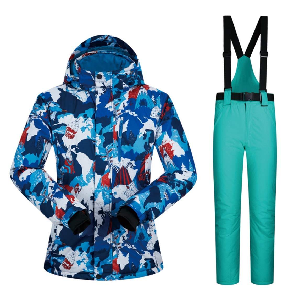 Ofliery Giacca da Sci per Snowboard Snowboard Snowboard Impermeabile e Traspirante da Esterno per Escursionismo a Basse Temperature (Coloree   02, Dimensione   XXXL)B07P1Y42BTXL 02 | modello di moda  | Aspetto estetico  | Conosciuto per la sua eccellente qualità  | Miglio 69f65b