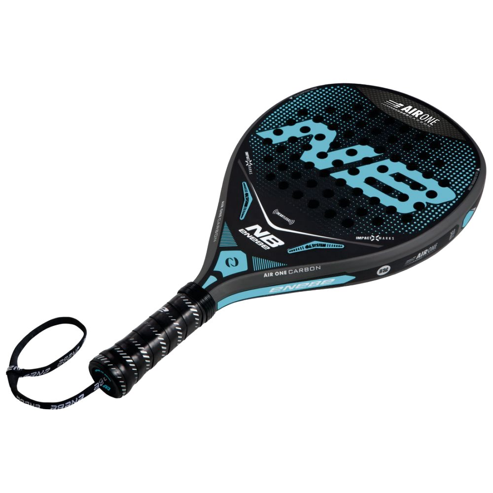 Pala Pádel Enebe Air One Carbon c/Funda: Amazon.es: Deportes y aire libre