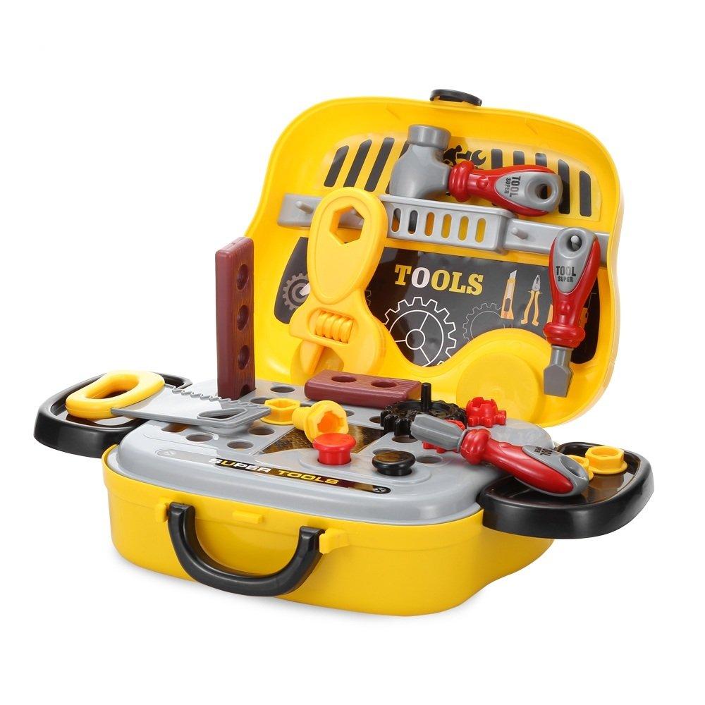 Juguete Juegos de rol utensilios Para Niño Niña uego de Herramienta de reparación / Juguete de Cocina / Juguetes Set De Maquillaje (Cocina) LifePlus