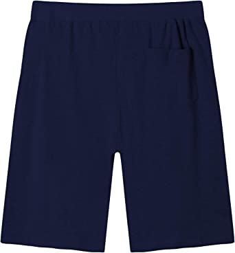 Arloesi Mens Casual Cotton Athletic Shorts