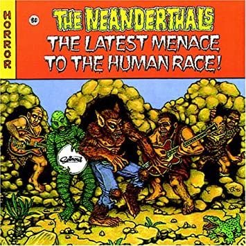 Latest Menace to The Human Rac : Neanderthals: Amazon.fr: Musique