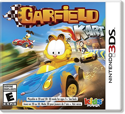 Garfield Kart - Nintendo 3DS