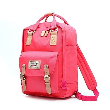 College Waterproof Backpack For Teenage Girls Ladies School Backpacks Top H le Laptop Travel Bag Unisex