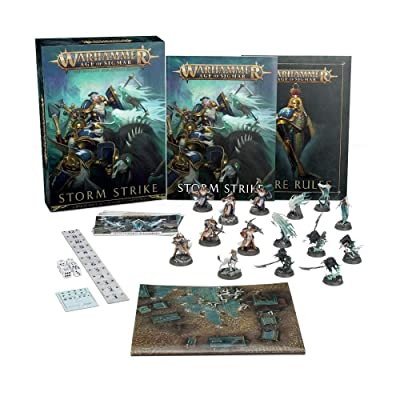 Games Workshop Age of Sigmar: Storm Strike: Toys & Games