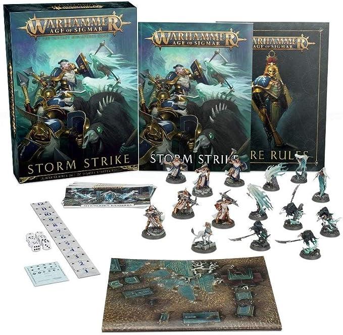 Warhammer Age of Sigmar: Storm Strike: Amazon.es: Juguetes y juegos