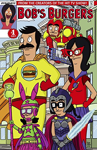 Bob's Burgers Ongoing #1: Digital Exclusive Edition