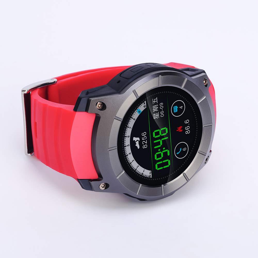 HUIGE Reloj Inteligente, S958 Deportes Profesionales GPS ...