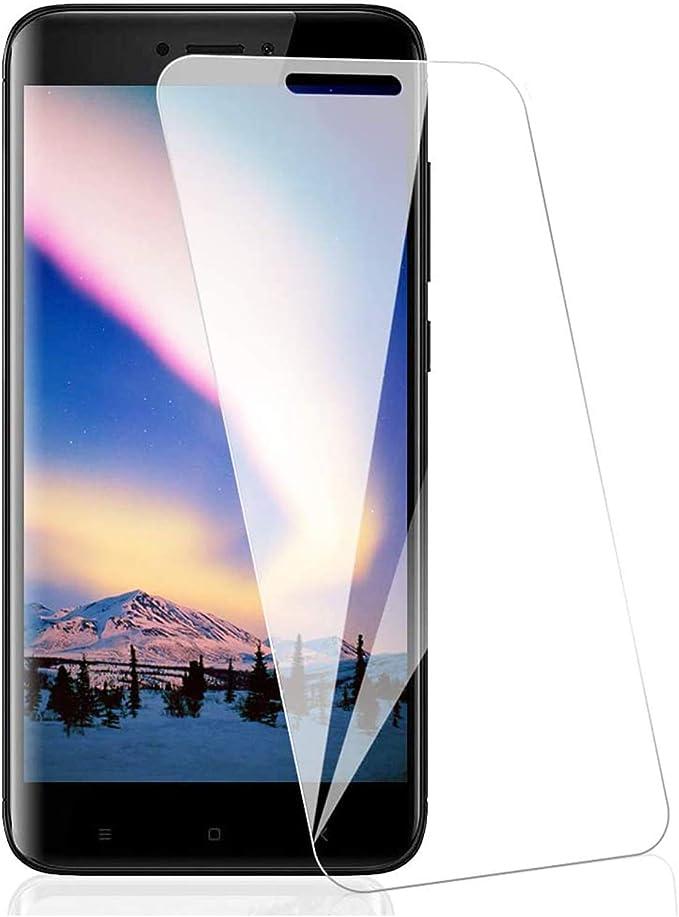 Protector de Pantalla para XIAOMI REDMI Note 4X Cristal Vidrio Templado Premium Calidad,Espesor 0,30 mm,2.5D Round Edge,[9H Dureza] [Alta Transparencia] [Sin burbujas] [NO CUBRE ENTERO](1 Protector): Amazon.es: Electrónica