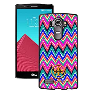 Beautiful And Unique Designed Case For LG G4 With Tory Burch 23 Black Phone Case