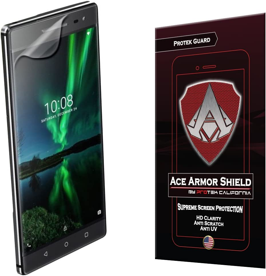 Ace Armor Shield Shatter Resistant Screen Protector for The Lenovo Phab 2 Pro with Free Lifetime Replacement Warranty