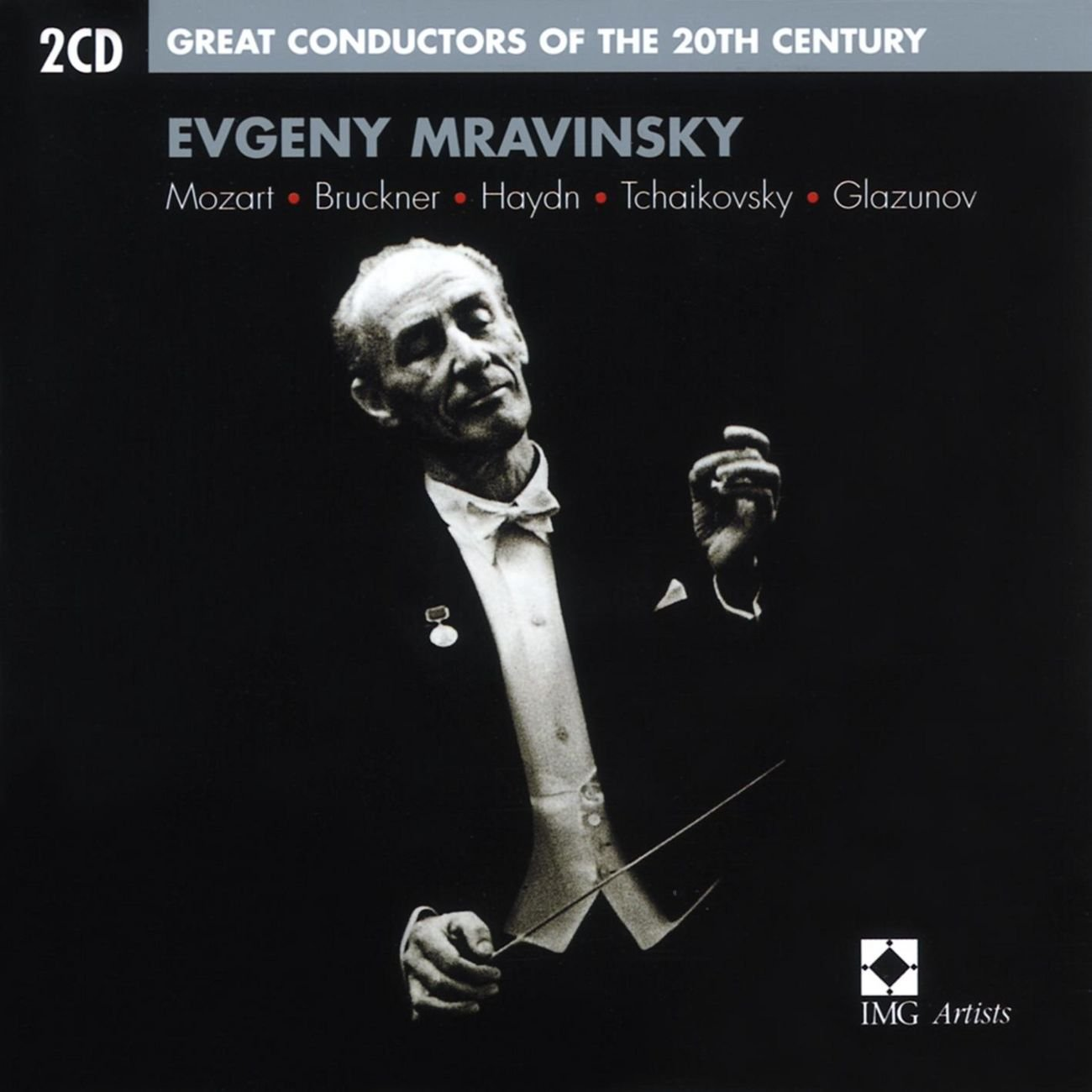 Great Conductors of the 20th Century by EMI Classics