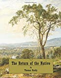 img - for The Return of the Native (Large Print) book / textbook / text book