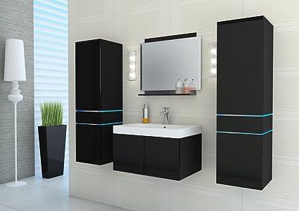 Arredo Bagno Compatto : Homedirectltd laura set mobili bagno moderno lavello
