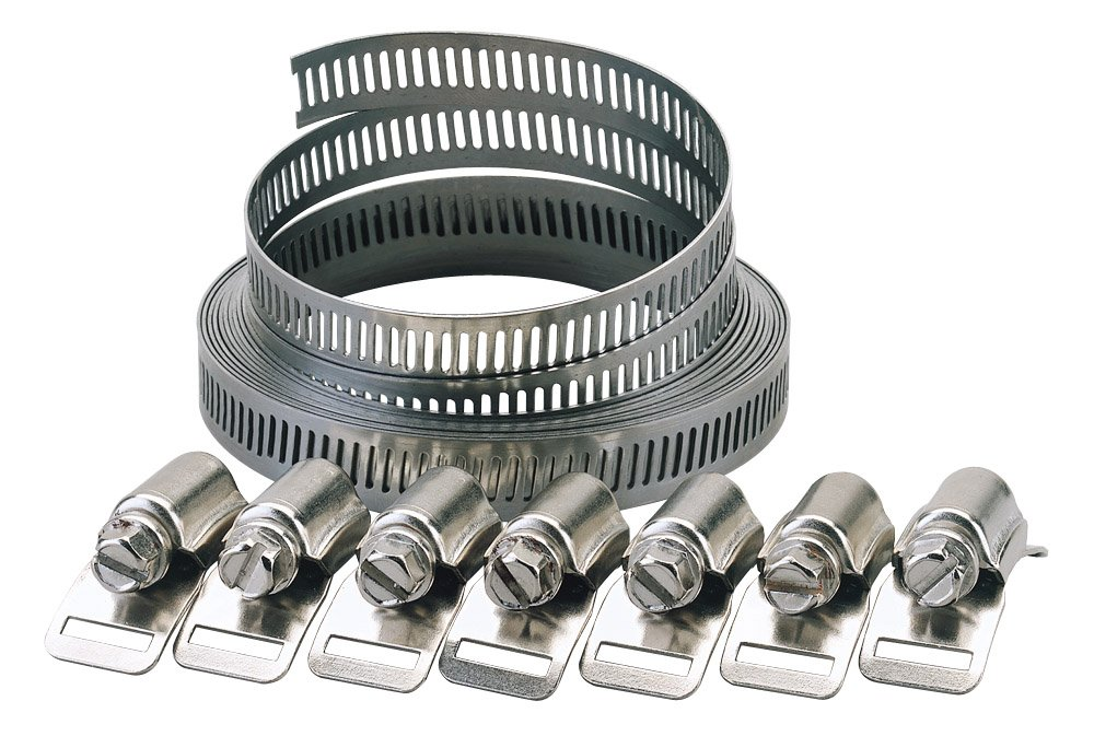 Draper 55592 12 mm Hose Clamp Set