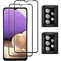 Kit 2X Películas 3D Full Protection + 2X Películas de Câmera para Galaxy A32 4G Tela de 6.4 Polegadas - (C7COMPANY)