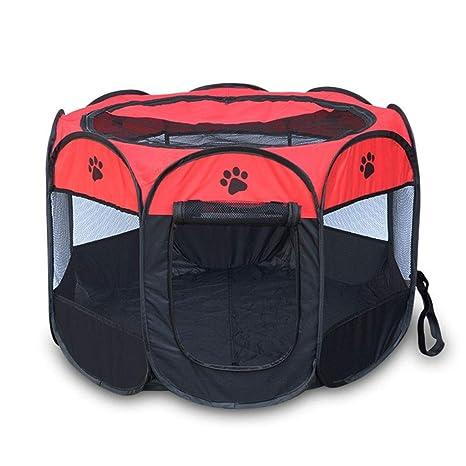 MZP Carpa para Perros Jaula Estilo Parque para Mascotas De ...