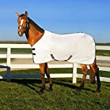 TuffRider Comfy Mesh Fly Sheet 72 White