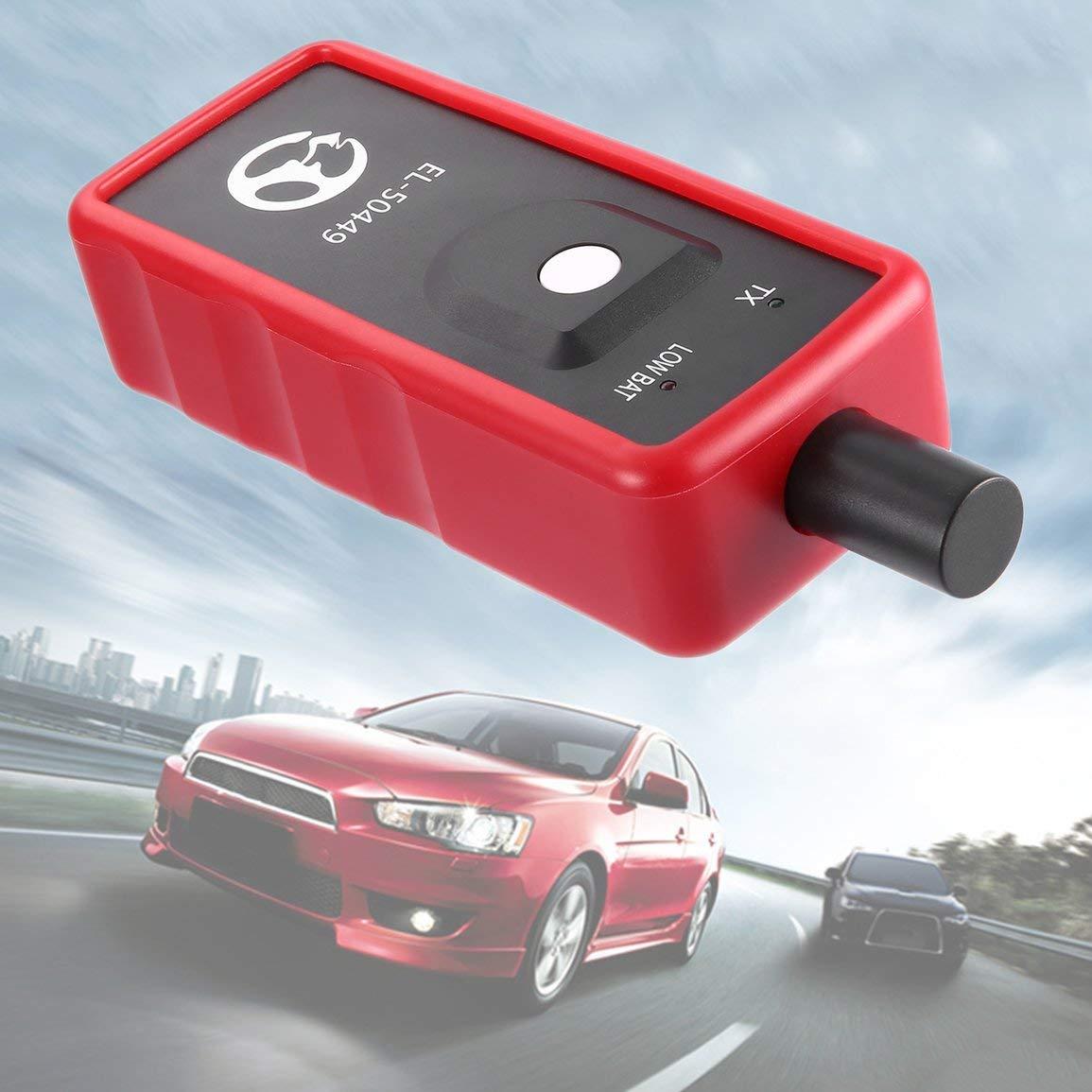 EL-50449 pneus Auto r/éparation Pression dinstruments Contr/ôle capteur TPMS Activation Outil pour Ford GM//Opel pour Les Voitures