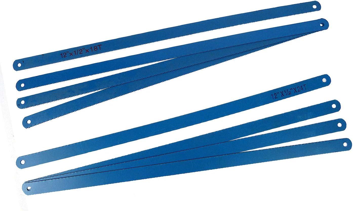 Pack Of 10 Hacksaw Blades