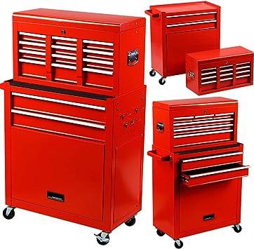 Armario de metal para herramientas de garaje, caja de herramientas ...