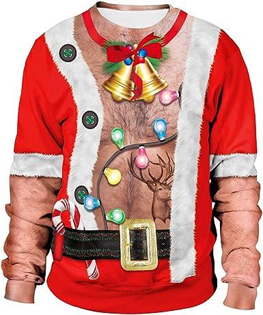 Christmas Unicorn Reindeer Sweatshirt