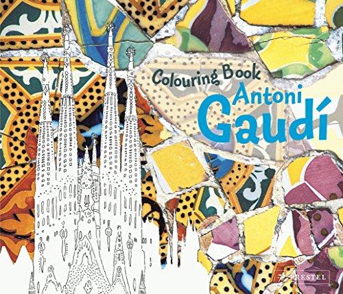 Image of Colouring Book Antoni Gaudi (Coloring Books)